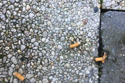 Sigarettenpeuken